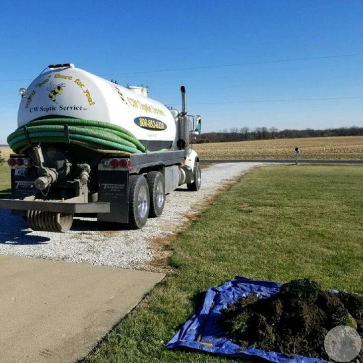 CW Septic Service: London Mills, IL