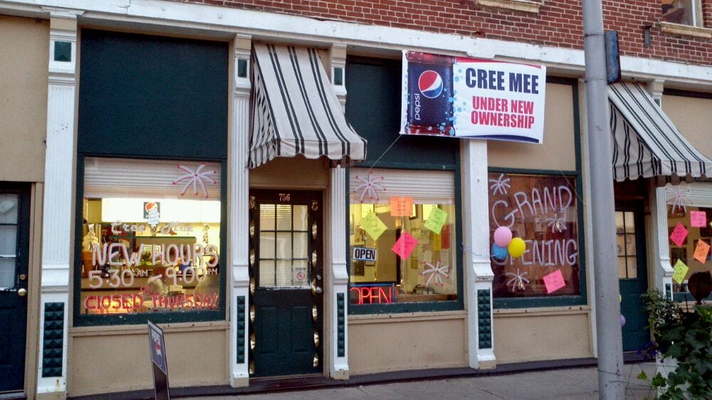 The Cree Mee: 756 Bainbridge St, Barry, IL