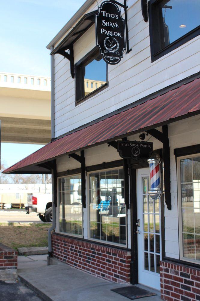 Titos Shave Parlor: 118 Kernohan St, Crosby, TX