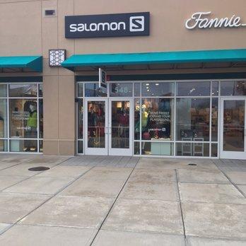 d8f27b86ae Photo of Salomon Aurora Chicago Premium Outlets - Aurora, IL, United  States. Salomon