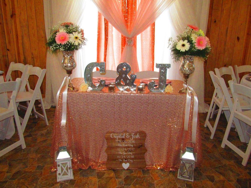 Callaraes Floral Events: 168 S Charles Richard Beall Blvd, Debary, FL