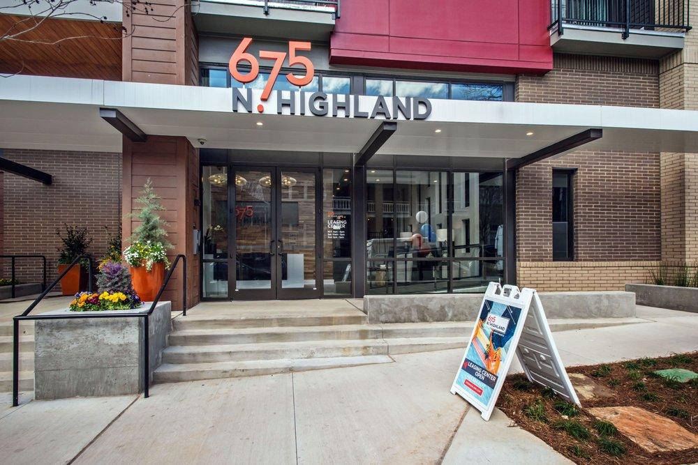 675 N Highland: 675 N Highland Ave NE, Atlanta, GA