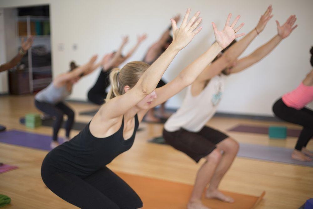 Social Spots from Yoga Mechanics