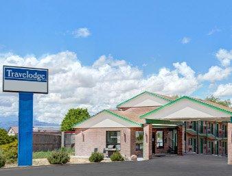 Travelodge by Wyndham Cedar City: 2555 N Freeway Dr, Cedar City, UT