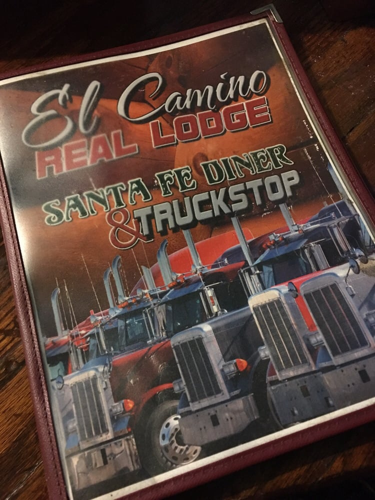 Santa Fe Diner and Truck Stop: 496 New Mexico Hwy 1, Socorro, NM