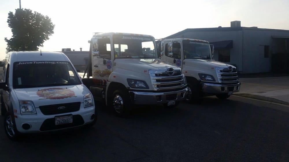 Towing business in Glendora, CA