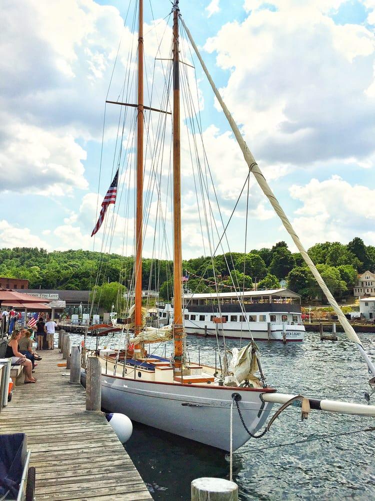 Schooner Excursions: 3 N Franklin St, Watkins Glen, NY