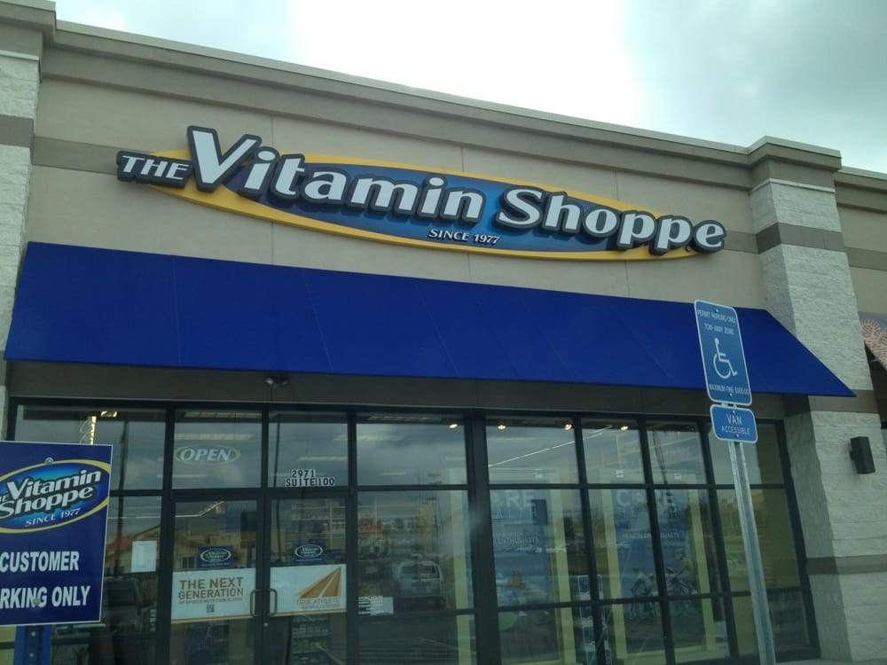 The Vitamin Shoppe: 2971 Watson Blvd, Warner Robins, GA