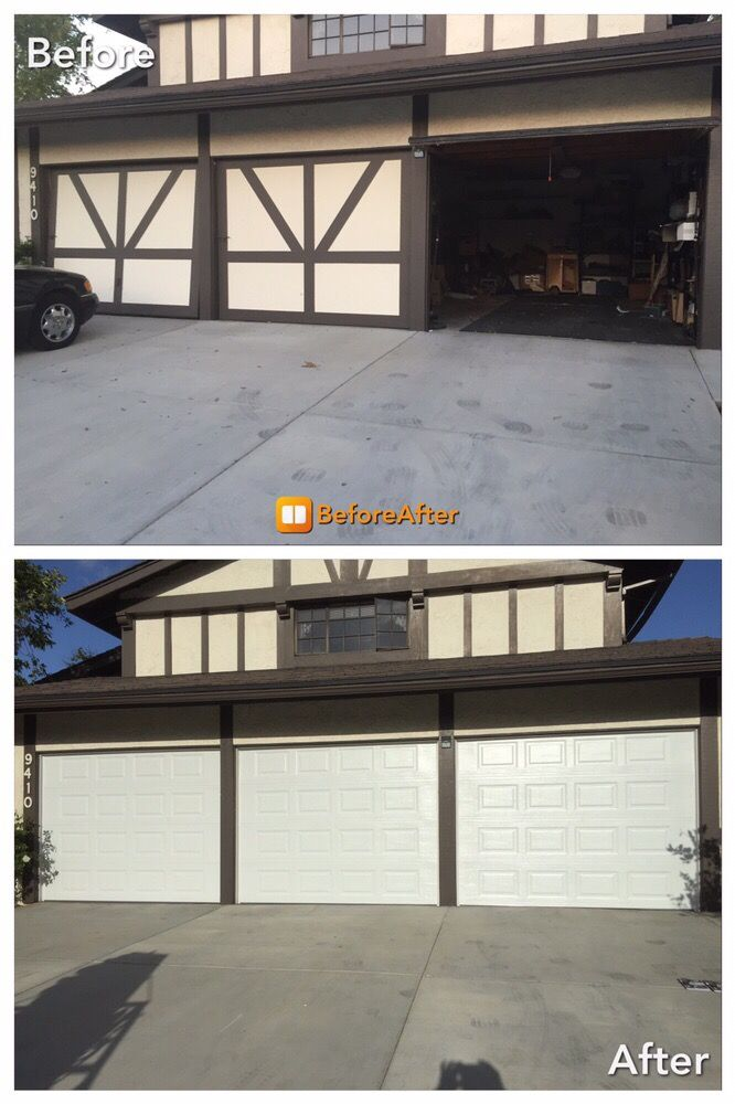 Photos for genius garage door repair yelp for Garage door repair los angeles ca
