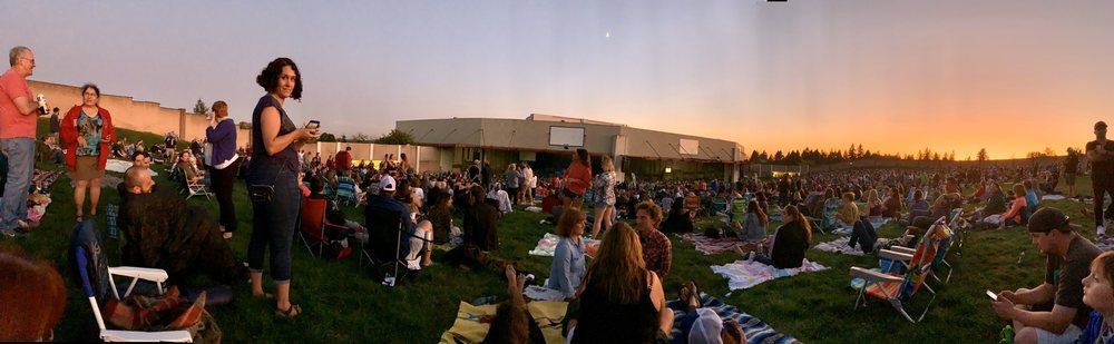 Sunlight Supply Amphitheater: 17200 NE Delfel Rd, Ridgefield, WA