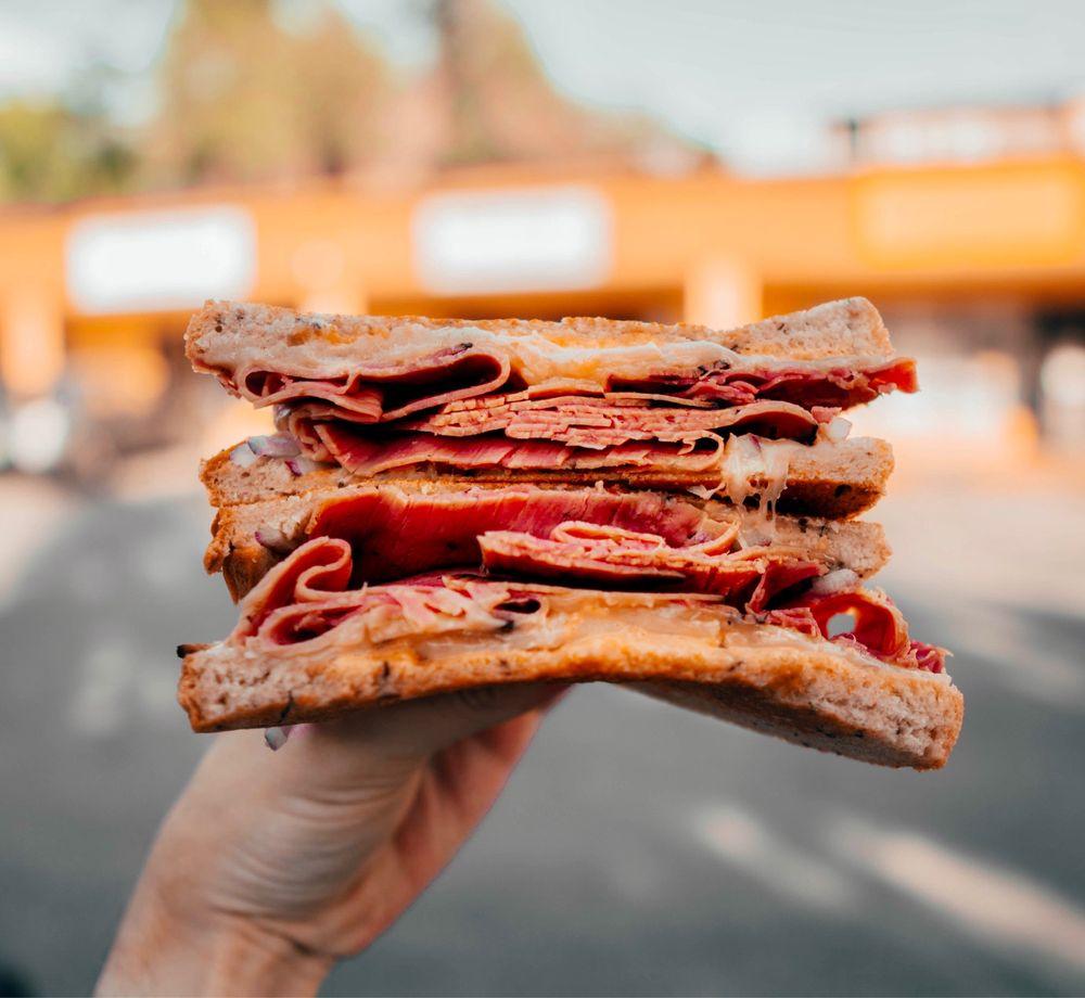 Pom Pom's Teahouse & Sandwicheria: 67 N Bumby Ave, Orlando, FL