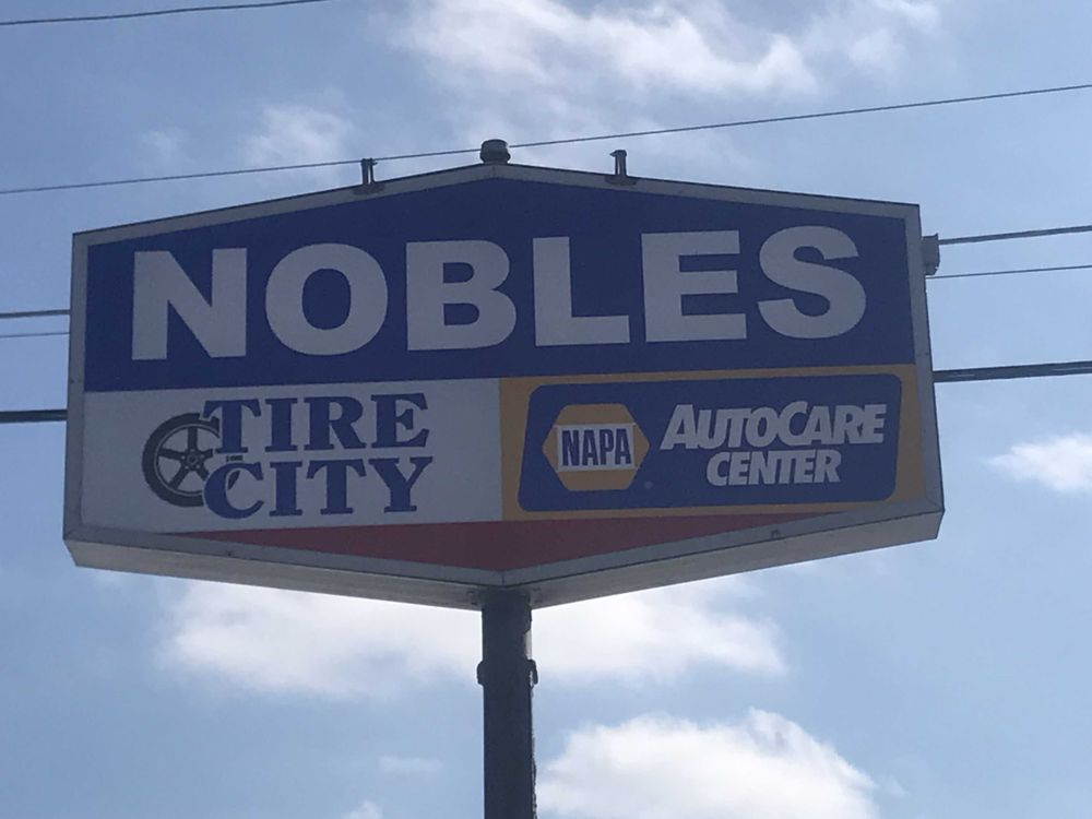 Noble's Tire Service & Repair: 91 Syracuse St, Baldwinsville, NY