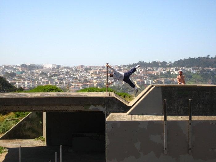 SF Parkour: San Francisco, CA
