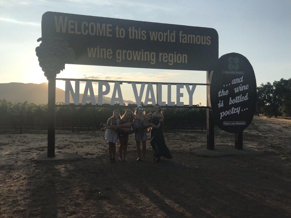 We Drive: Napa, CA
