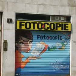 Fotocopie via orseolo milano 43