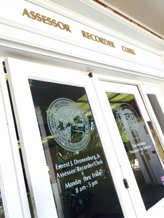 El Cajon County Clerks Office - 26 Reviews - Public Services ...