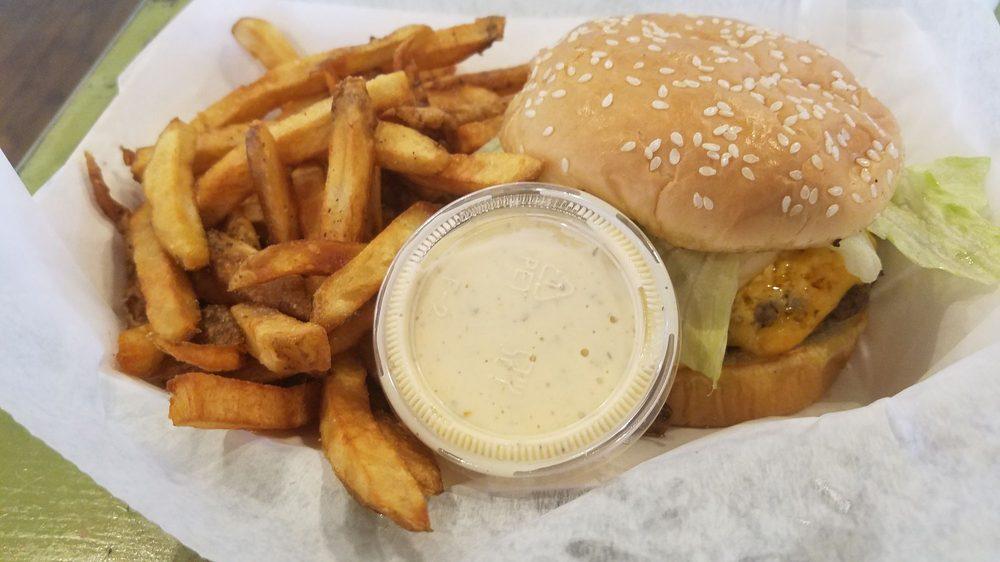 Pokey's 8th Street Grill: 307 W 8th St, West Point, GA