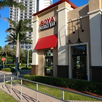 Soya Noodle Bar North Miami Beach Fl