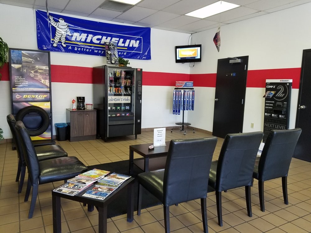 T&E Tires And Service