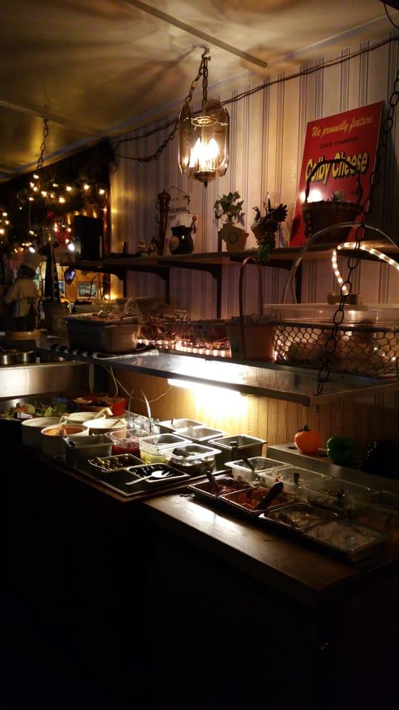 Hideaway Acres Supper Club: 4825 Bennett Rd, Benton, WI