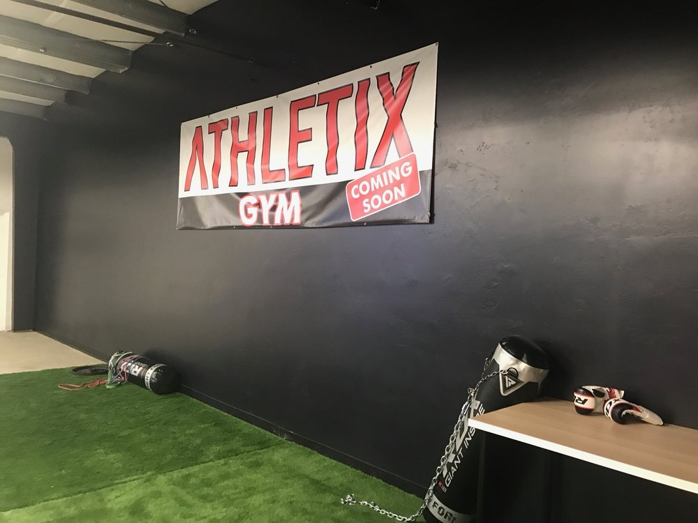 Athletix Sports Gym: 1427 S Lexington St, Delano, CA