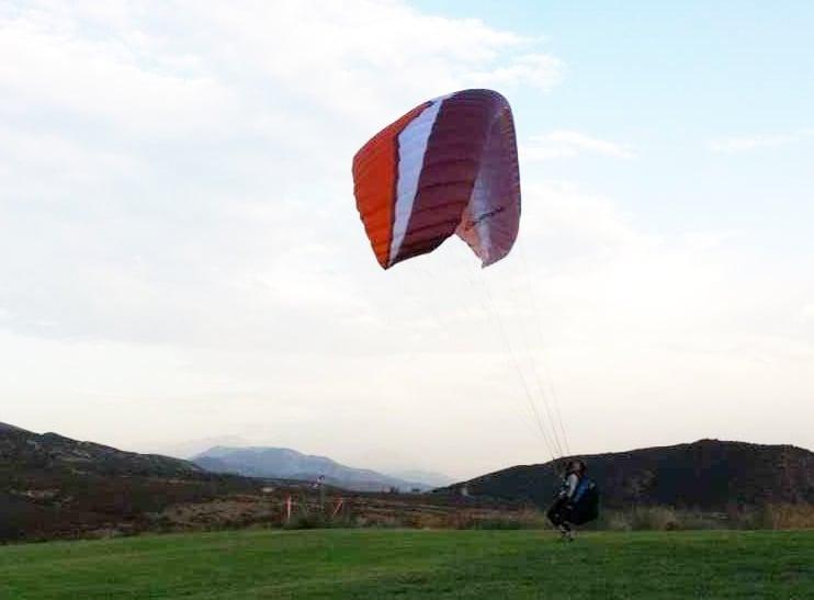 Atmosphere Paragliding: 5500 Ben Canyon Rd, San Bernardino, CA