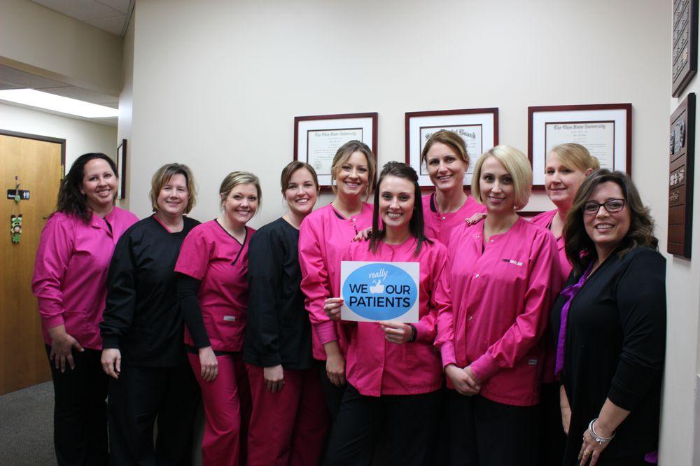 London Dental Care: 116 E High St, London, OH