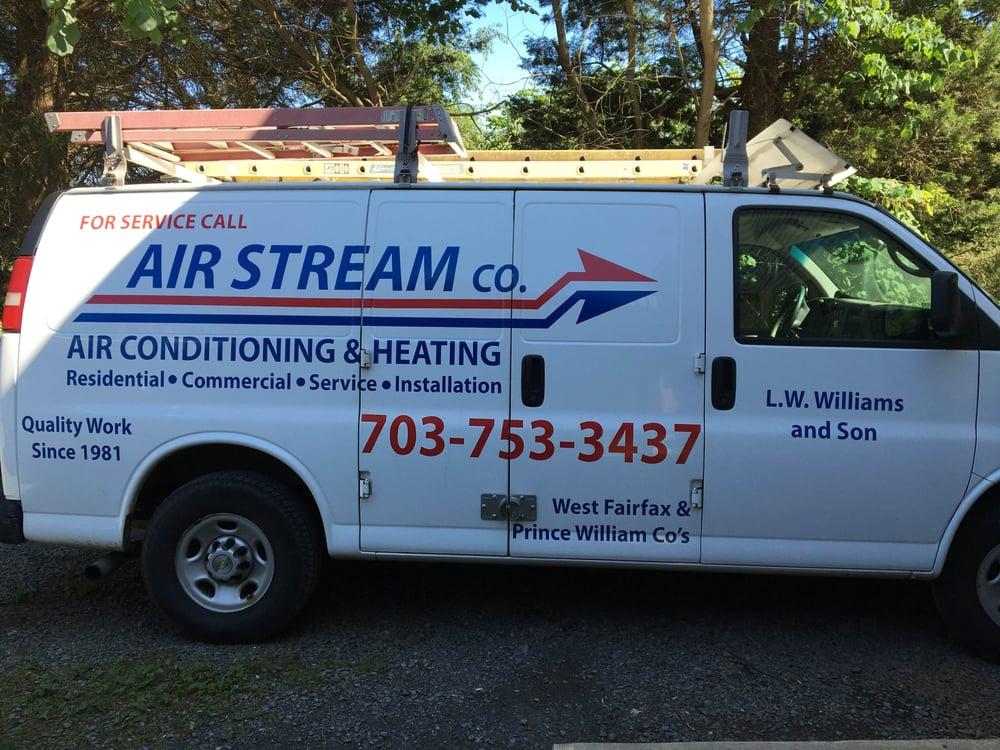 Air Stream Co: 16290 Lee Hwy, Gainesville, VA