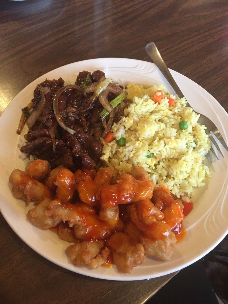 Sizzler Burger & Peking Chinese Restaurant: 116 W Rezanof Dr, Kodiak, AK