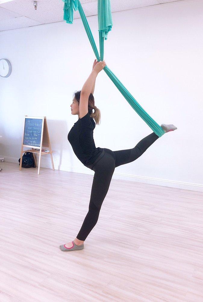 iDo Pilates & Aerial Barre: 7700 Orangethorpe Ave, Buena Park, CA