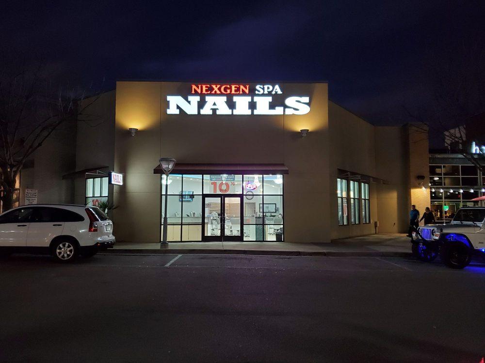 Nexgen Spa & Nails: 4615 N Lamar Blvd 306, Austin, TX