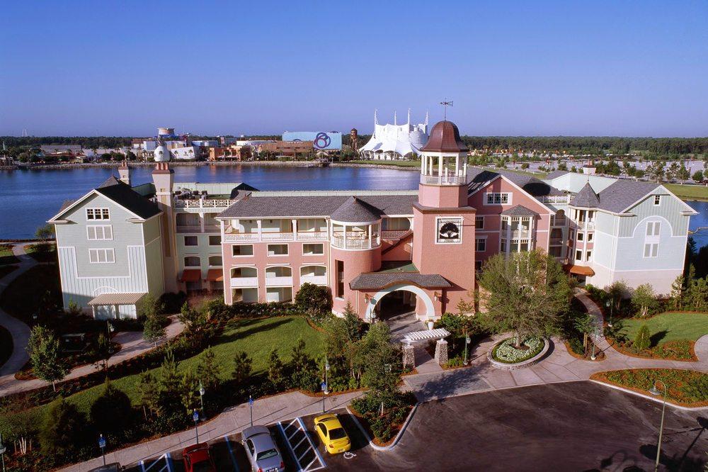 Disney's Saratoga Springs Resort - Slideshow Image 1