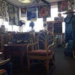 Quilt Passions - 10 Reviews - Fabric Stores - 75-5626 Kuakini Hwy ... : quilt passions - Adamdwight.com