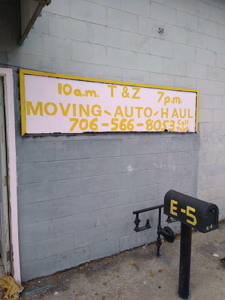 T&Z Auto detailing & Moving & hauling services: 1415 10th Ave, Columbus, GA