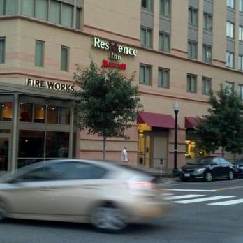 Photo Of Residence Inn Arlington Courthouse Hotel Va United States Entrance