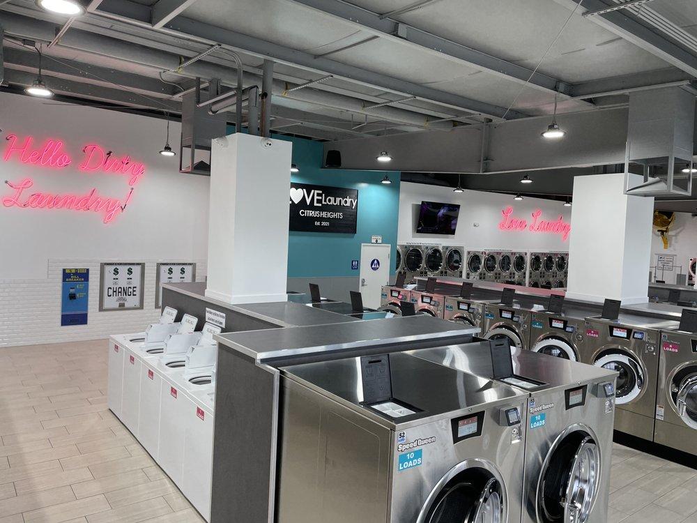 Love Laundry: 6201 Greenback Ln, Citrus Heights, CA