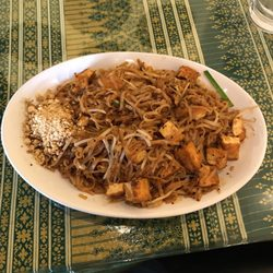 Photo Of Thai Restaurant Greenville Sc United States Tofu Pad During