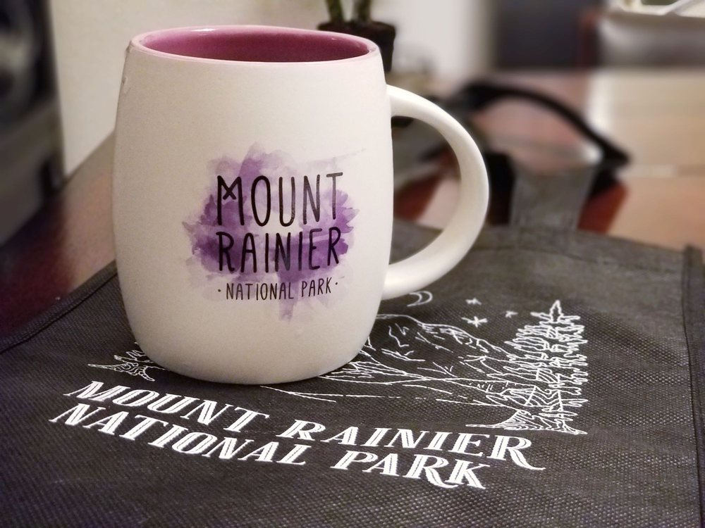 Mount Rainier National Park: 39000 State Rt 706 E, Ashford, WA
