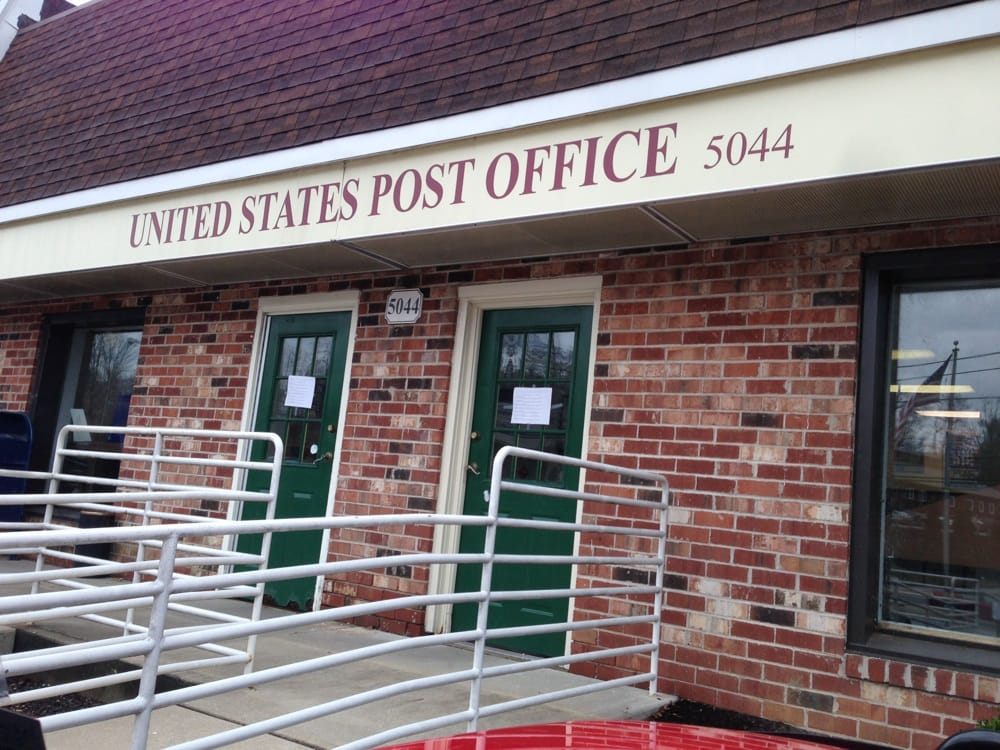 Us post office post offices 5044 w chester pike - United states post office phone number ...