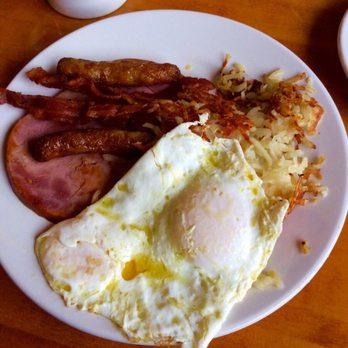 Photo Of Cozy Oaks Restaurant Lakeland Fl United States Boy Breakfast