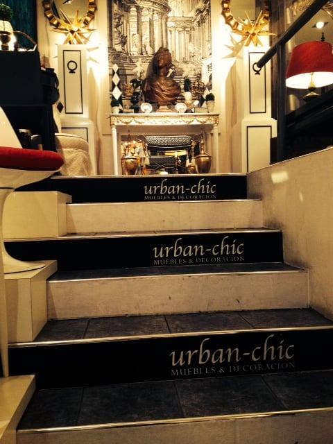 Urban chic tiendas de muebles providencia 2124 for Muebles urban chic