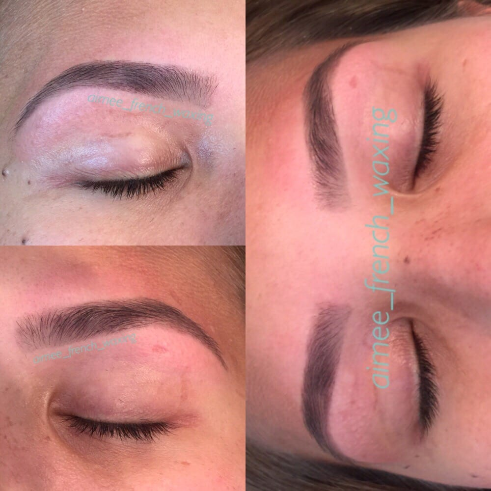 Brow Wax Brow Tint Yelp