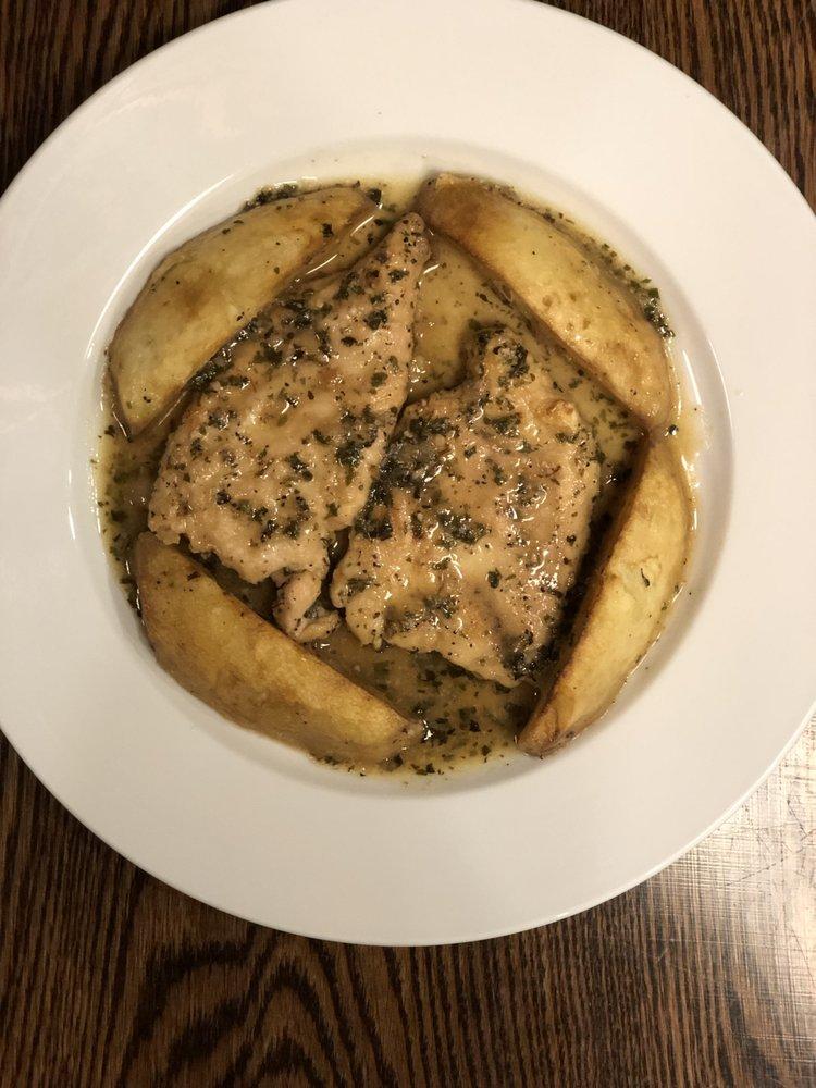 Food from Nonno Carm's pizza & pasta