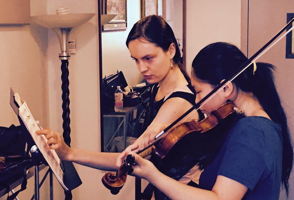 Kinga Augustyn - New York Violin Lessons: New York, NY