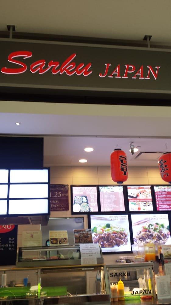 Sarku Japan: Plaza Carolina, Carolina, PR