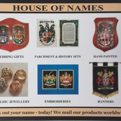 Photo Of House Of Names   Dublin, Republic Of Ireland. Hier Sind Exquisite  Arbeiten