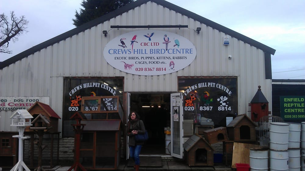 Garden Centre: Crews Hill Bird Centre