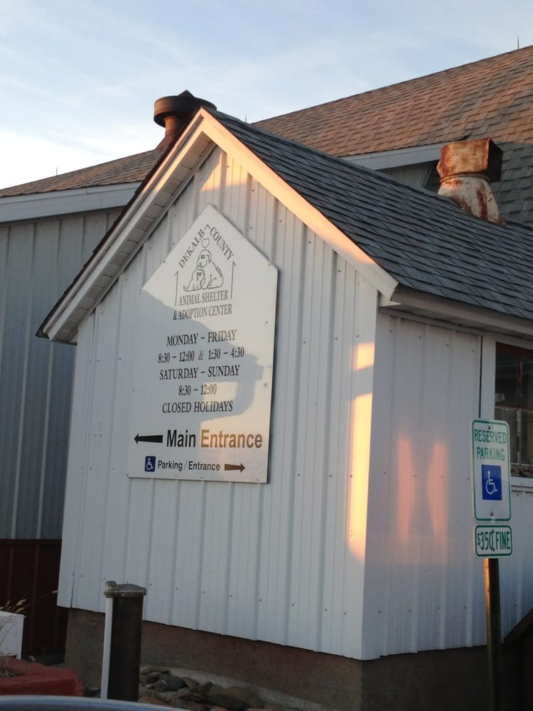 Dekalb County Animal Welfare Shelter: 16173 Base Line Rd, Genoa, IL