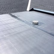 Metal Valleys And Photo Of New Heights Roofing   Manchester, NH, United  States.