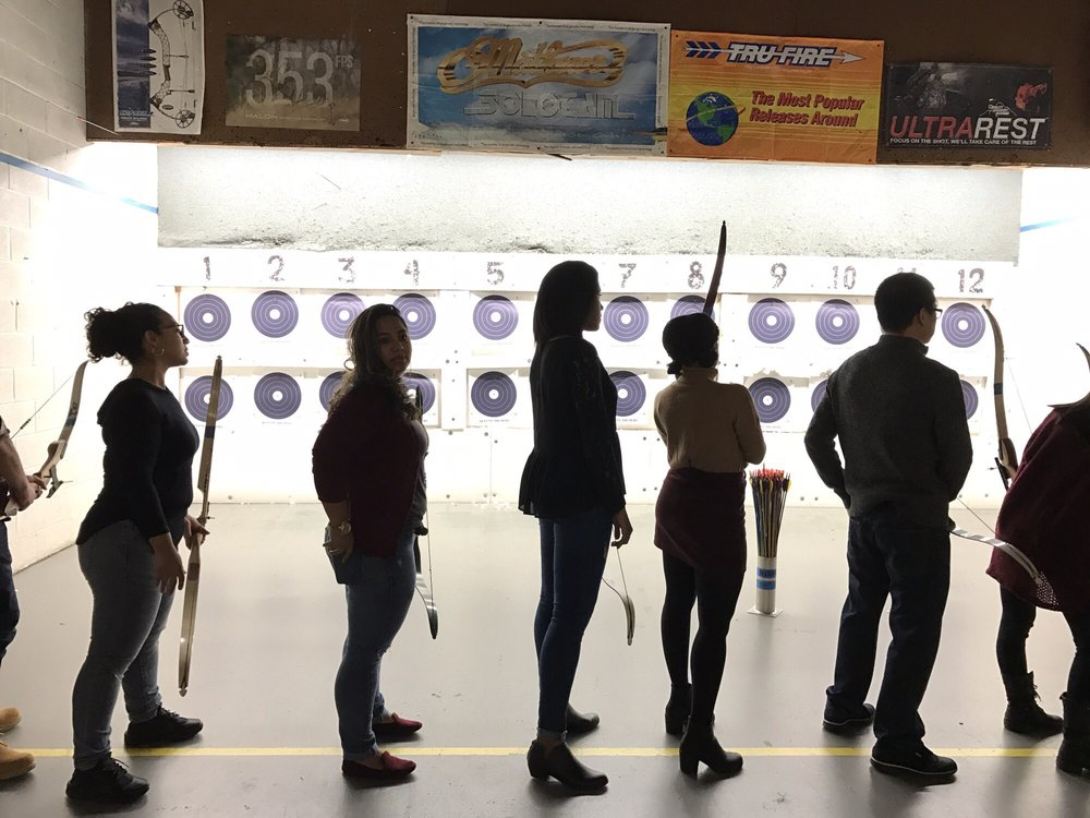 Queens Archery: 170-20 39th Ave, Flushing, NY